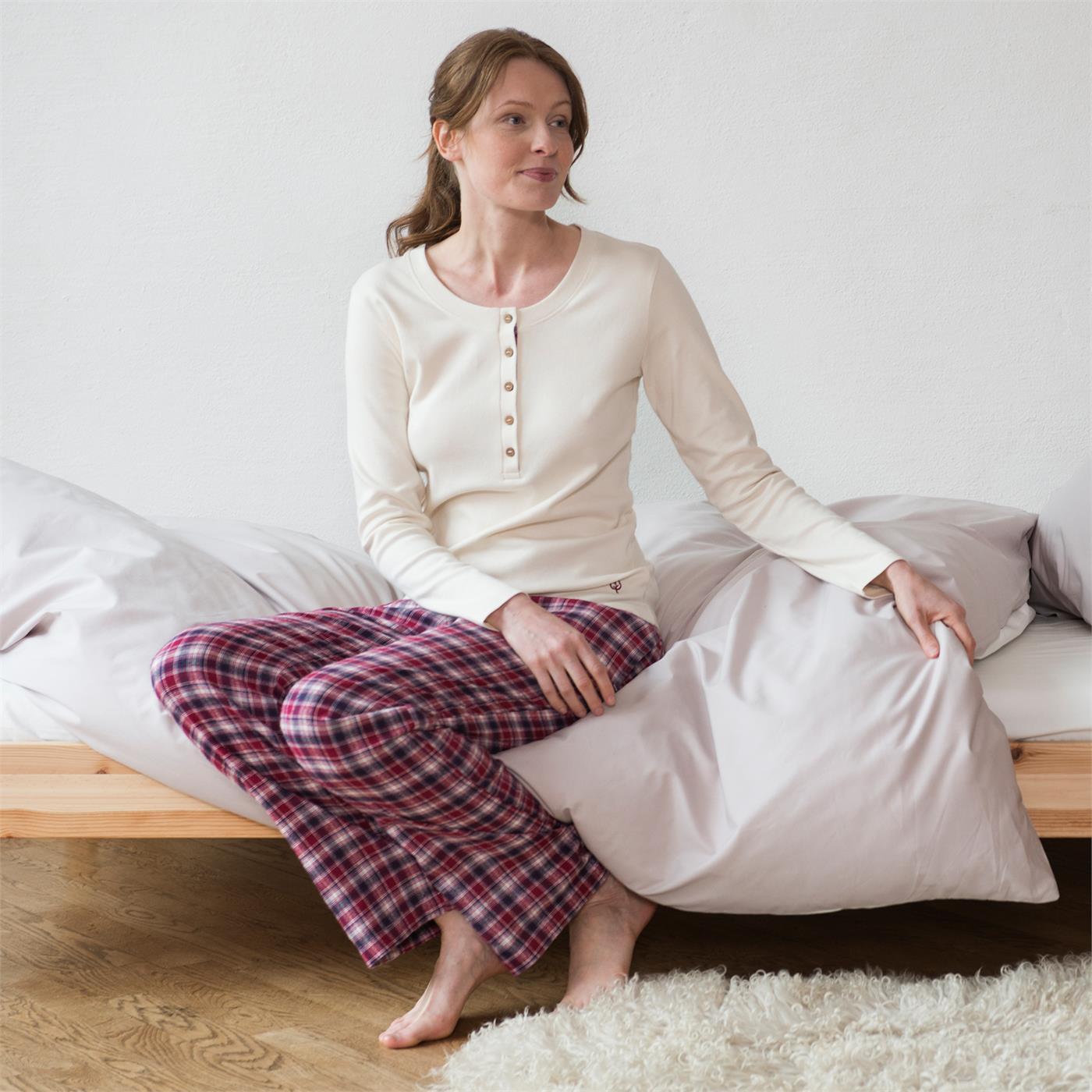 varm pyjamas dam